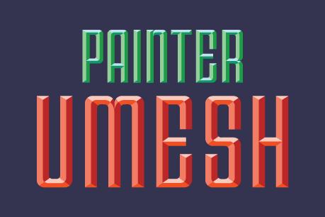 Painter Umesh